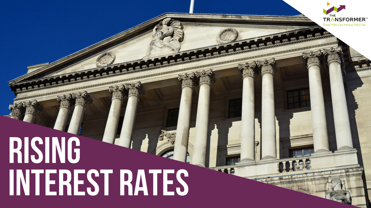 Interest Rates UK: How The Increase Can Affect You